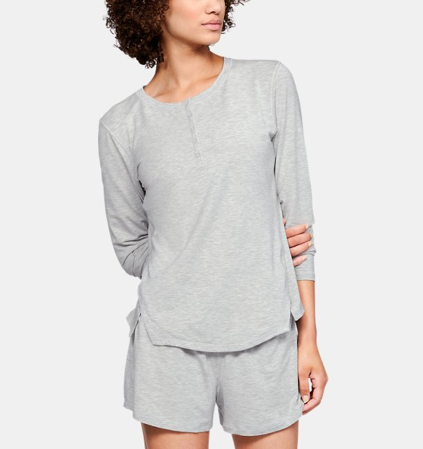 Women's Athlete Recovery Sleepwear™ Ultra Comfort Henley