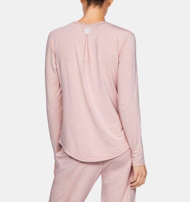 Womens Athlete Recovery Sleepwear™ Ultra Comfort Henley Top
