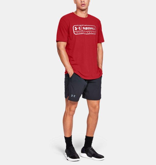 Mens UA LockerTag Short Sleeve Shirt