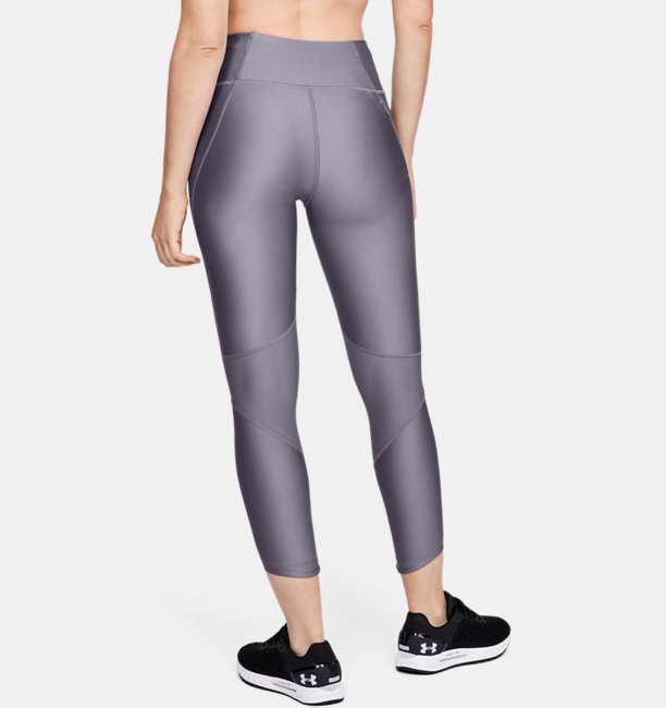 Womens UA Armour Fly Fast Crop