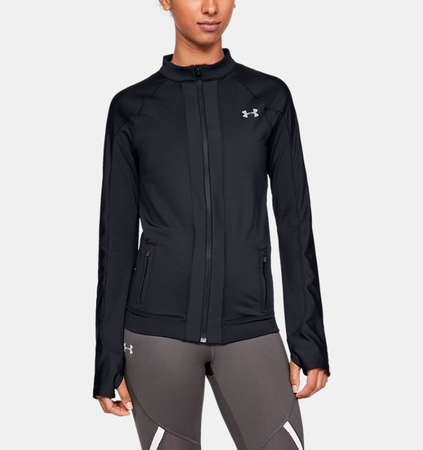 Womens ColdGear® Run Storm Jacket