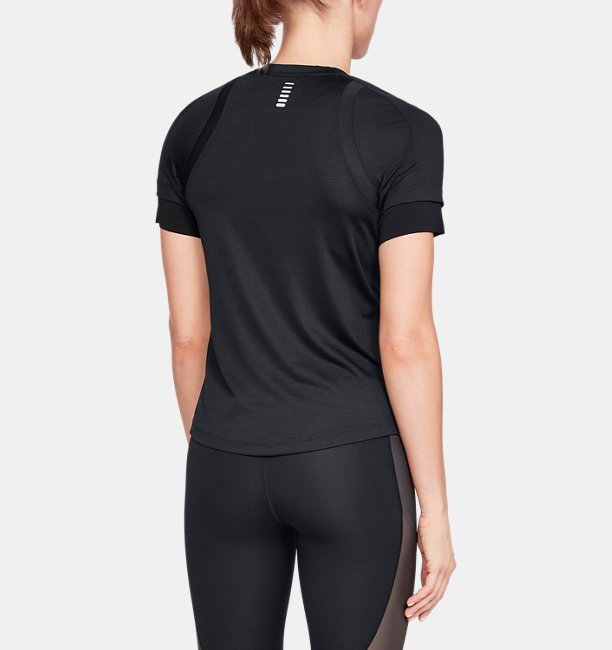 Womens UA HexDelta Short Sleeve