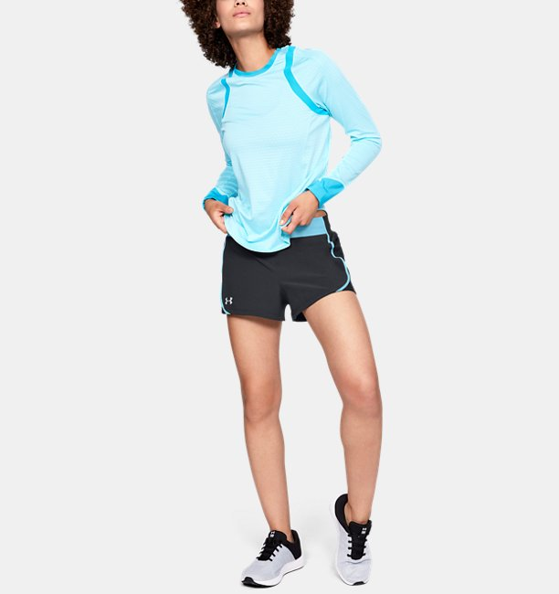 Shorts UA Speedpocket Feminino