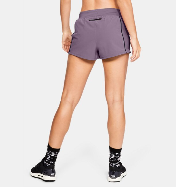 Womens UA Speedpocket Shorts