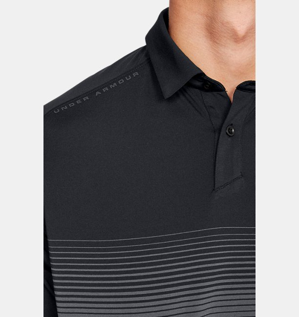 Mens UA Vanish Gradient Polo