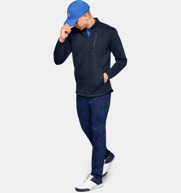 Mens UA Storm Daytona Full Zip