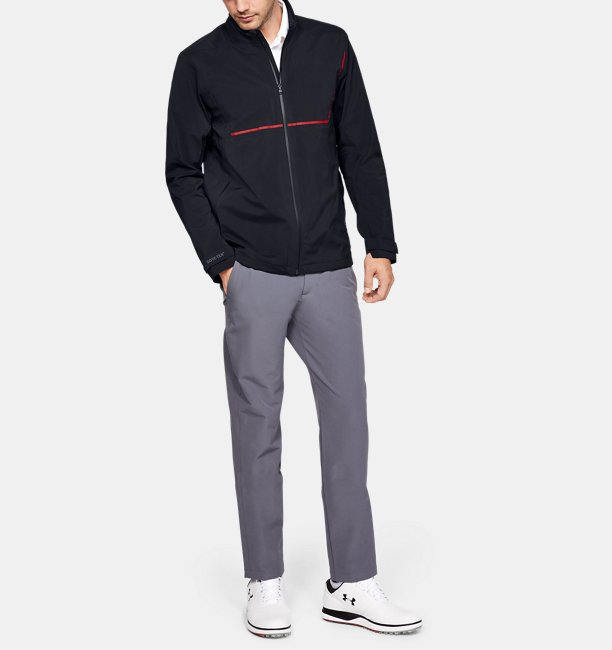 Mens UA Storm GORE-TEX® Paclite® Full Zip Jacket