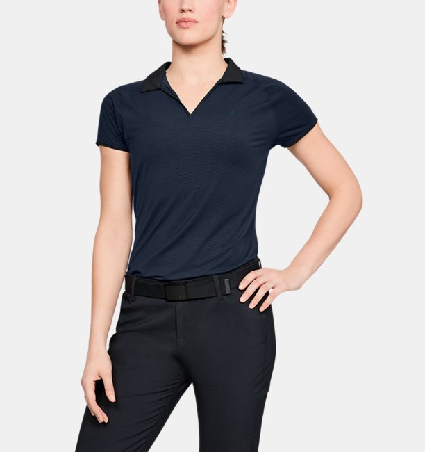 Womens UA Vanish Polo