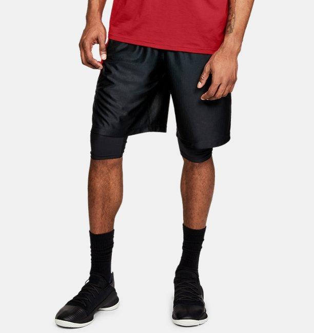 Mens UA Perimeter Shorts