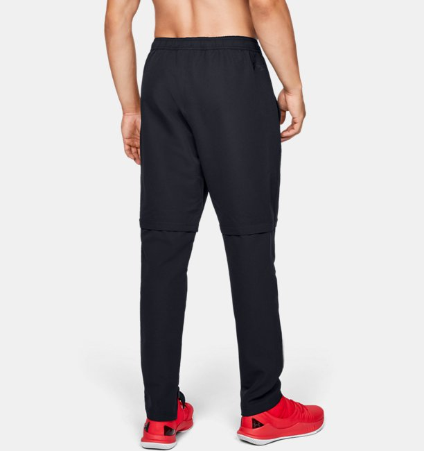Mens UA Pursuit Convertible Pants