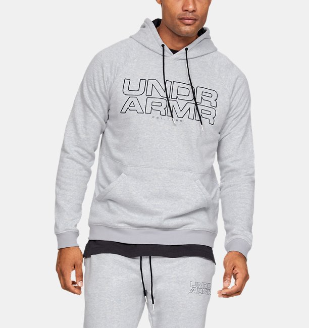 Moletom UA Fleece P/O Hoody
