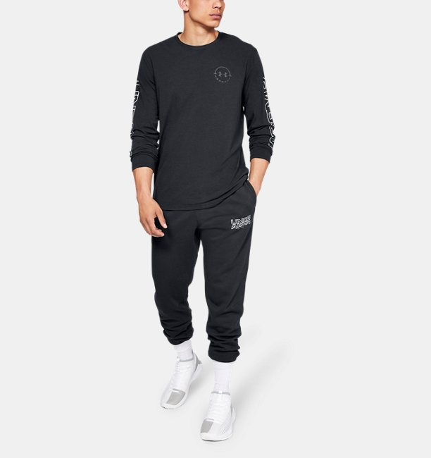 Mens UA Baseline Fleece Joggers