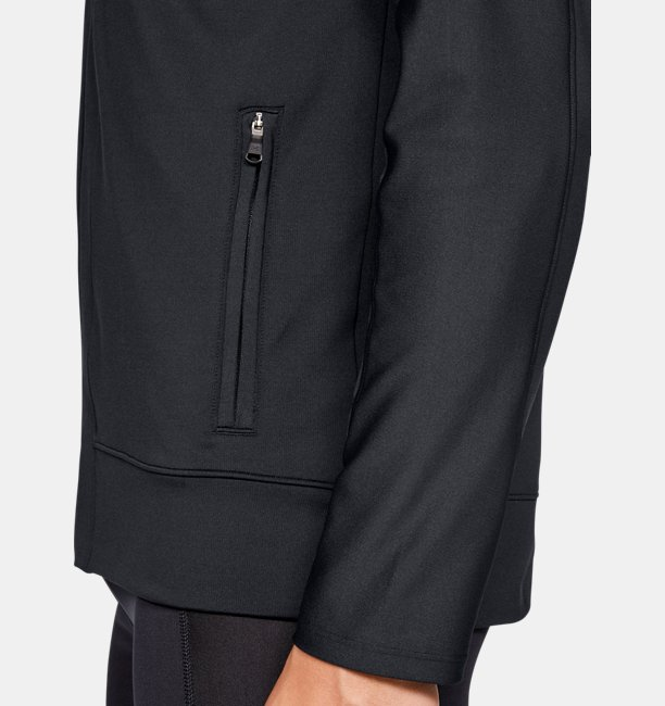 Mens ColdGear® Run Knit Jacket