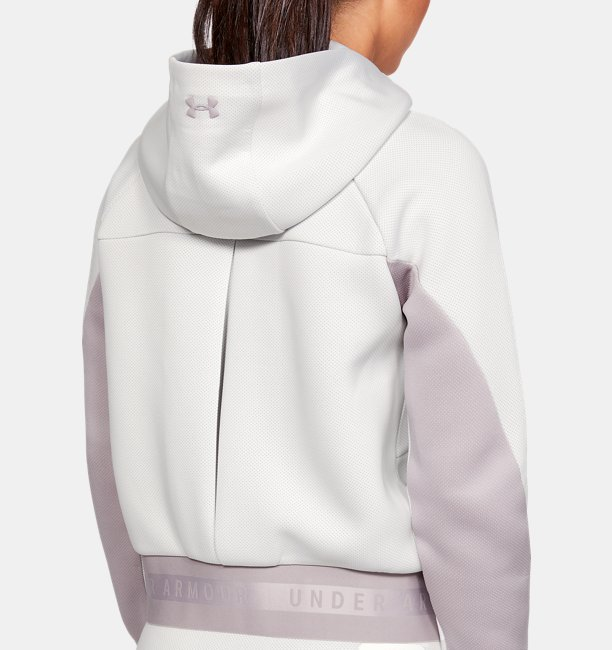 Womens UA Unstoppable /MOVE Full-Zip