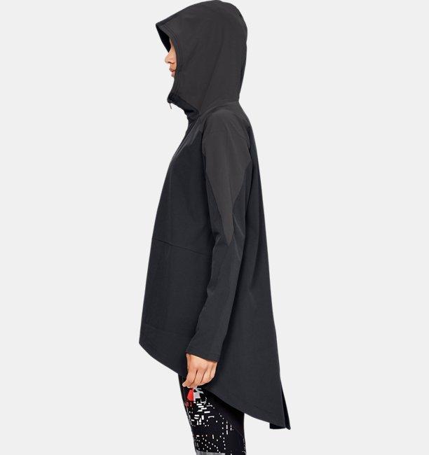 Womens UA Unstoppable Woven Anorak Jacket