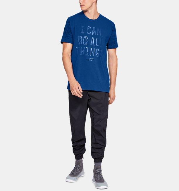 Kaus Lengan Pendek SC30 I Can Do All Things untuk Pria