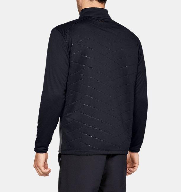 Camiseta de cierre de ¼ ColdGear® Reactor para Hombre
