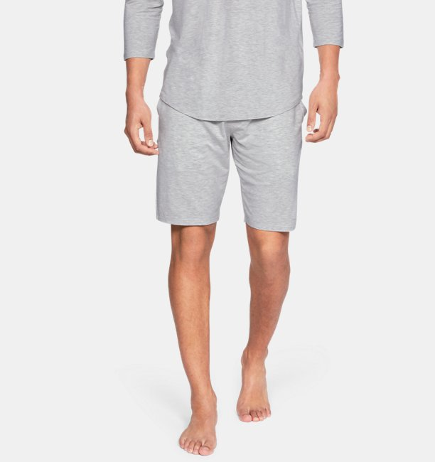 Mens UA Recover Ultra Comfort Sleepwear Shorts