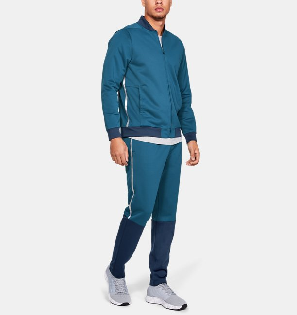 Mens UA Recover Track Suit Trousers