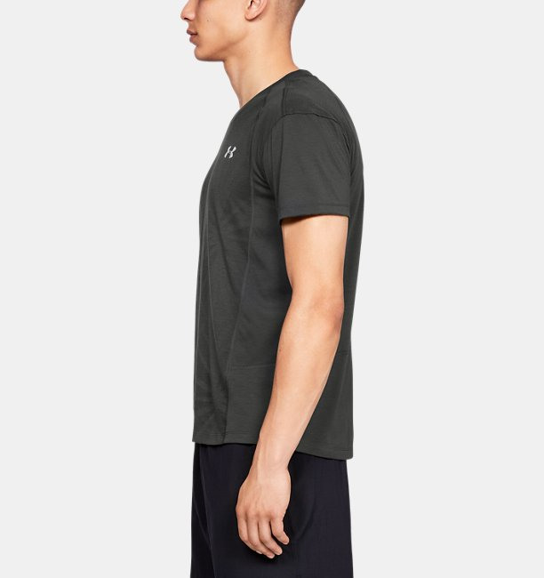 Mens UA Microthread Swyft V-Neck