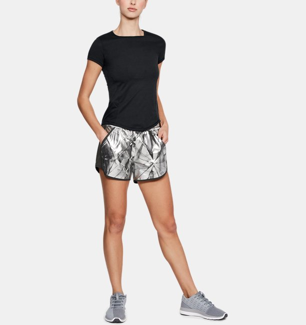Womens UA Swyft Short Sleeve