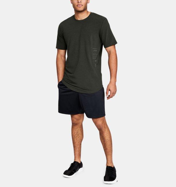 Erkek UA Made For Athletes Kısa Kollu Tişört