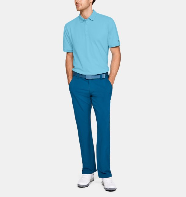 Mens Charged Cotton® Pique Polo
