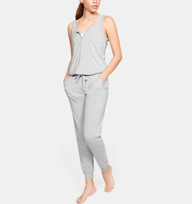 Womens Athlete Recovery Sleepwear ™ Ultra Comfort Jumpsuit