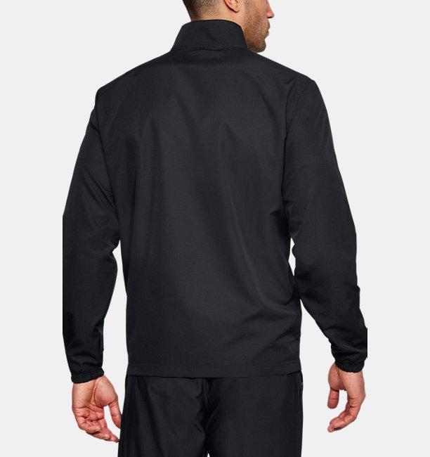 Mens UA Sportstyle Woven Full Zip Jacket