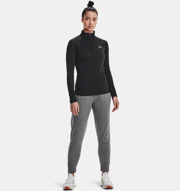 Womens UA Tech™ ½ Zip