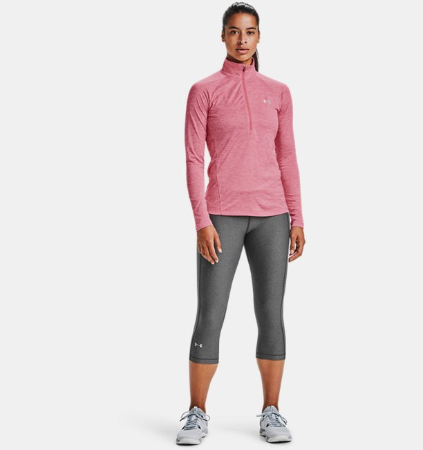 Womens UA Tech™ Twist ½ Zip