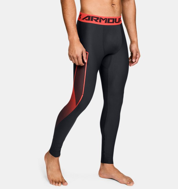 Men's HeatGear® Armour Leggings Graphic