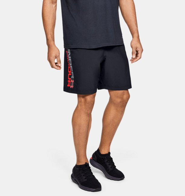 Shorts UA Woven Graphic Wordmark para Hombre