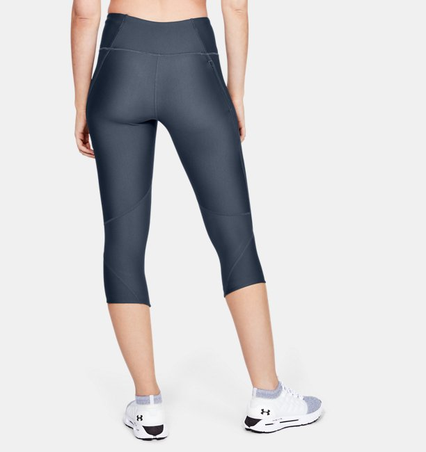 Womens UA Armour Fly Fast Capri
