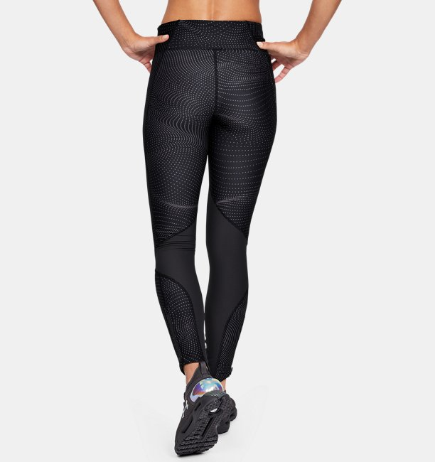 Womens UA Armour Fly Fast Printed Tights