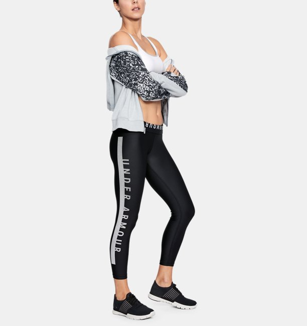 Womens HeatGear® Armour Branded Ankle Crop