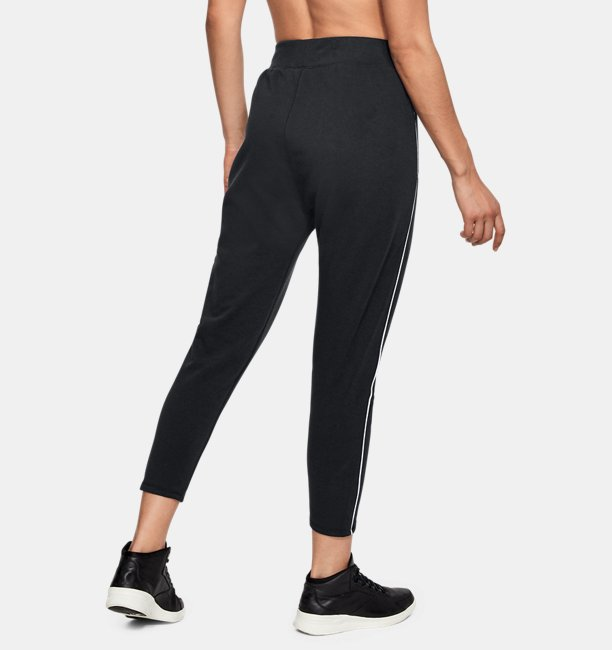 Womens UA Tapered Slouch Pants