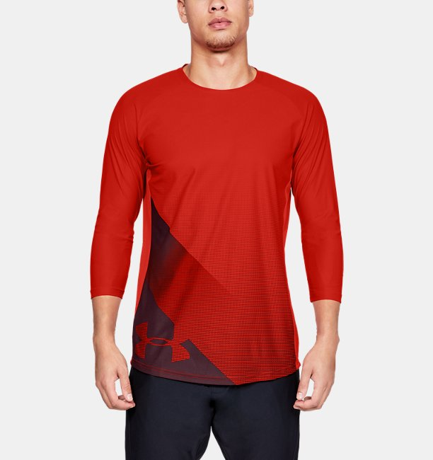Mens UA Vanish ¾ Sleeve