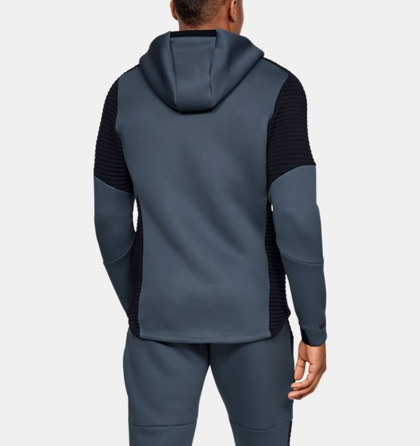 Mens UA Unstoppable /MOVE Full-Zip