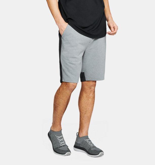 Mens UA Microthread Terry Shorts