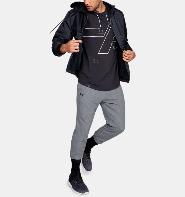 Mens UA Unstoppable Double Knit Joggers