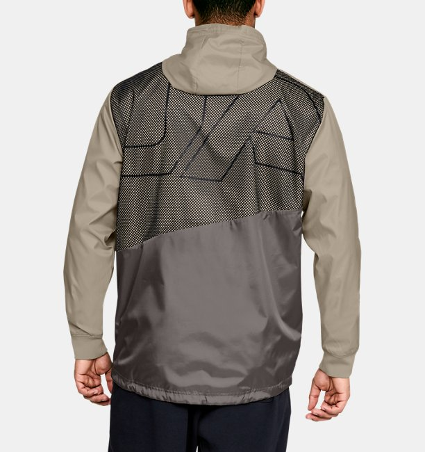 Mens UA Unstoppable Windbreaker