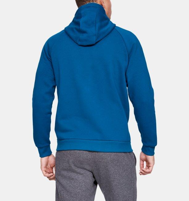 Veste UA Rival Fleece Full-Zip pour homme