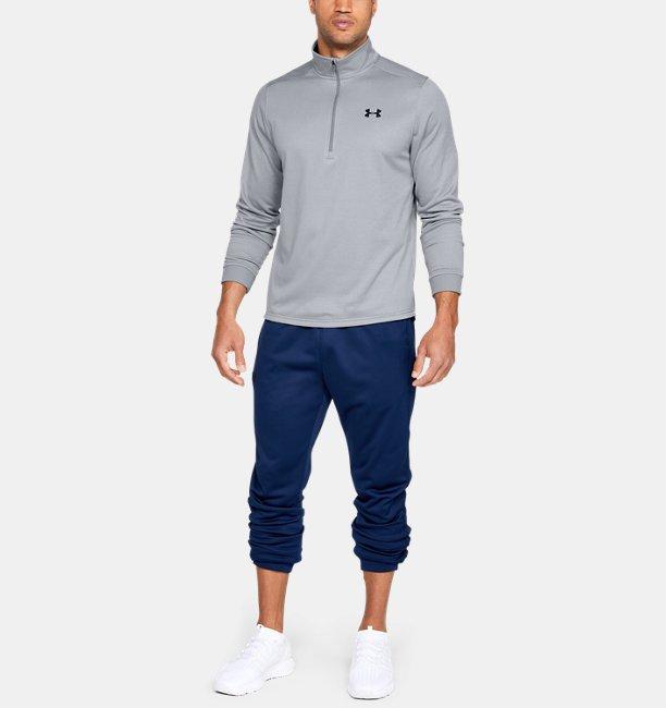 Mens Armour Fleece® ½ Zip