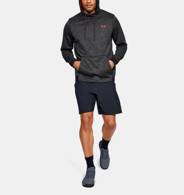 Mens Armour Fleece® Twist Hoodie
