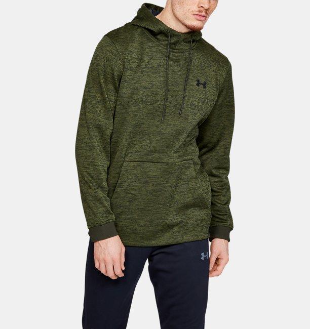 Men's Armour Fleece® Twist Hoodie