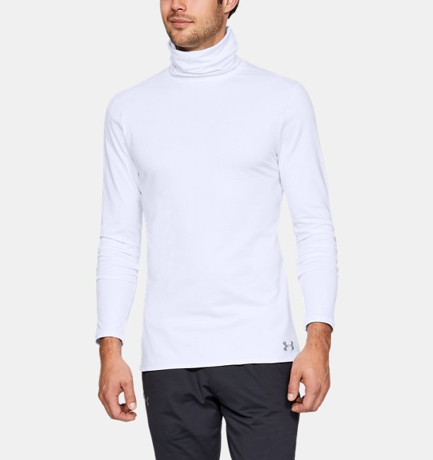 Mens ColdGear® Fitted Funnel Neck