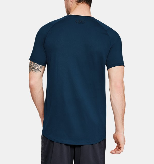 Mens UA MK-1 Logo Graphic Short Sleeve