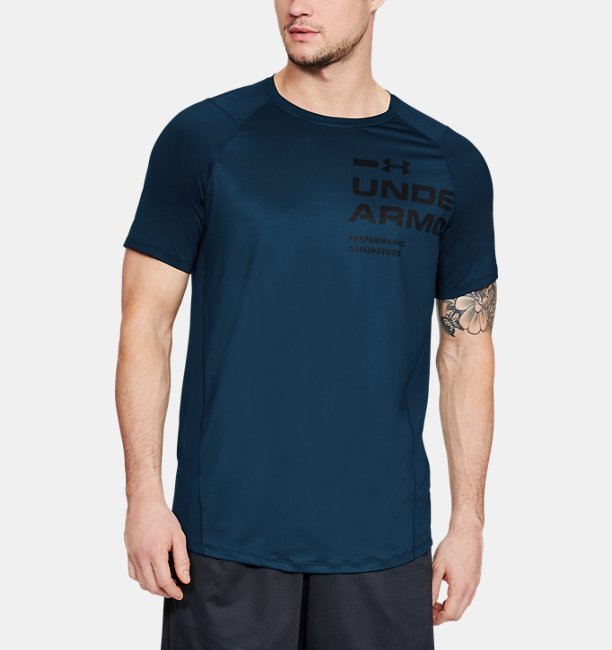 Men's UA MK-1 Logo Graphic Short Sleeve