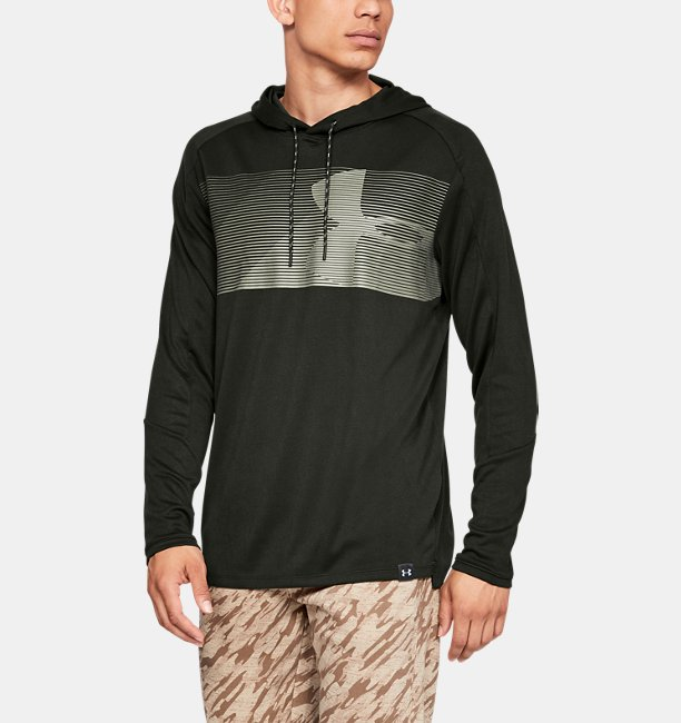 Men's UA Lighter Longer Hoodie